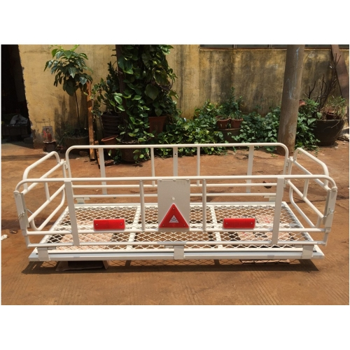 HITCH CARGO CARRIER MOUNTED BASKET LUGGUAGE RACK
