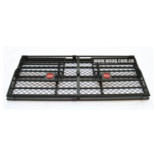 HITCH RACK CARRIER BASKET