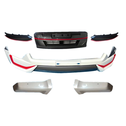 BODY KIT SET FOR D-MAX 16+