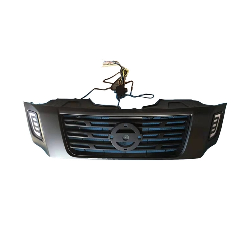 FRONT LED LIGHT MESH GRILLE FOR NAVARA NP300 15+