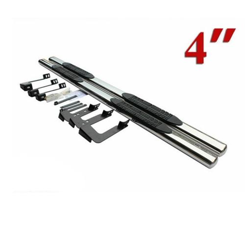 "4"" SIDE BAR FOR SIE-RRA 1500 / SILVERADO 14+"