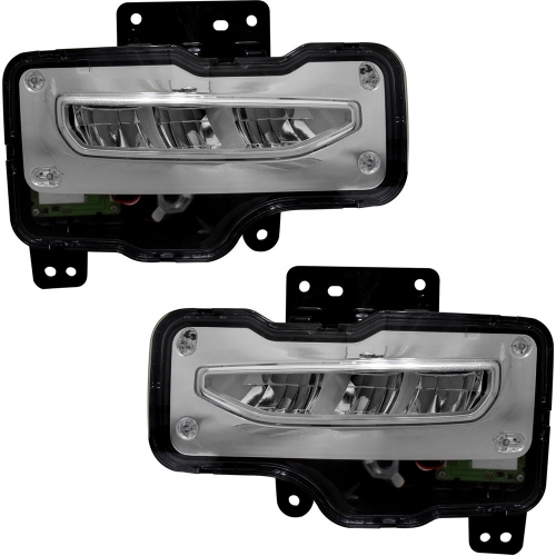 FOG LAMP FOR SIE-RRA 1500 / SILVERADO 16-18