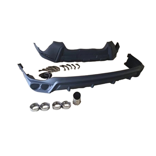 BODY KIT SET FOR FORTUNER 16-19