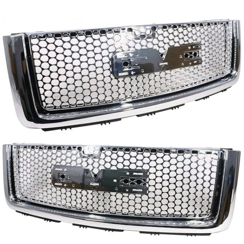 FRONT GRILLE FOR SIE-RRA 1500 / SILVERADO 07-13