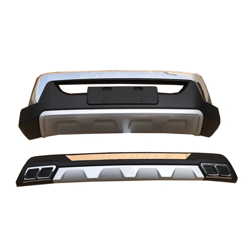 BUMPER SET FOR FORTUNER 16-19