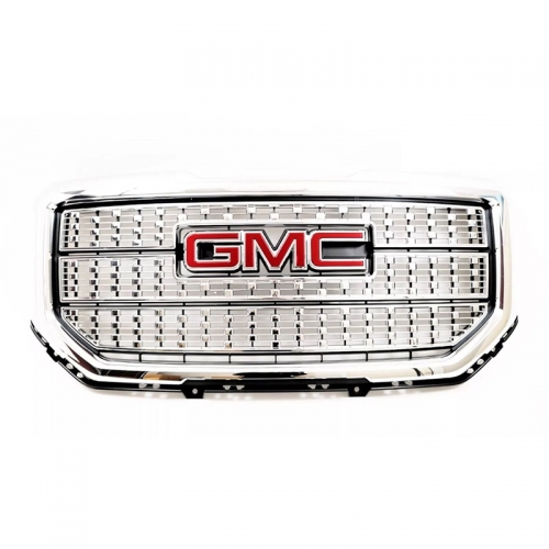 FRONT GRILLE FOR SIE-RRA 1500 / SILVERADO 16-18