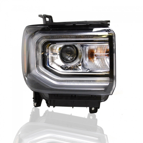 OEM HEAD LIGHT FOR SIE-RRA 1500 / SILVERADO 16-18