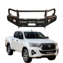 Pickup Bumper Steel Bull Bar Auto Front Bumper Auto Bumper For Hilux Revo 4x4 accessories