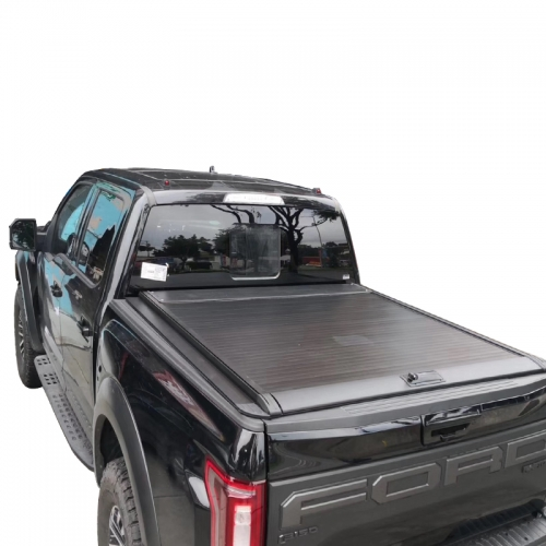 Aluminum Hard Heavy DutyTonneau Cover Roller Bed liner cover for ranger pickup truck
