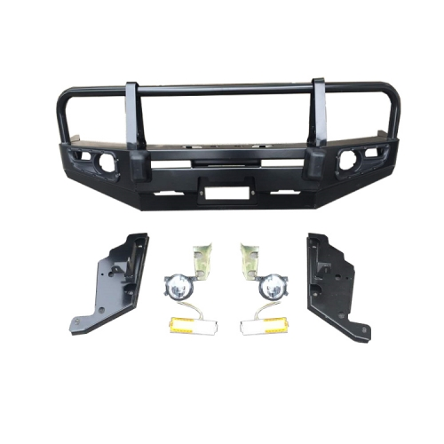 Steel Front Bumper For Nissan Patrol Y61 Bumper 4x4 Pickup Car Accessories